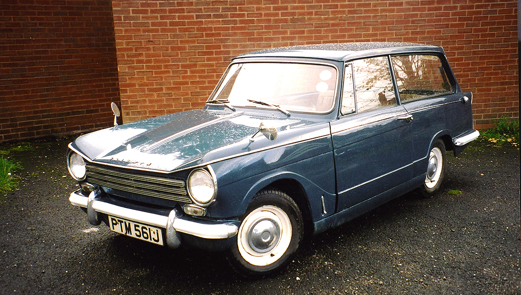Triumph herald photo - 9