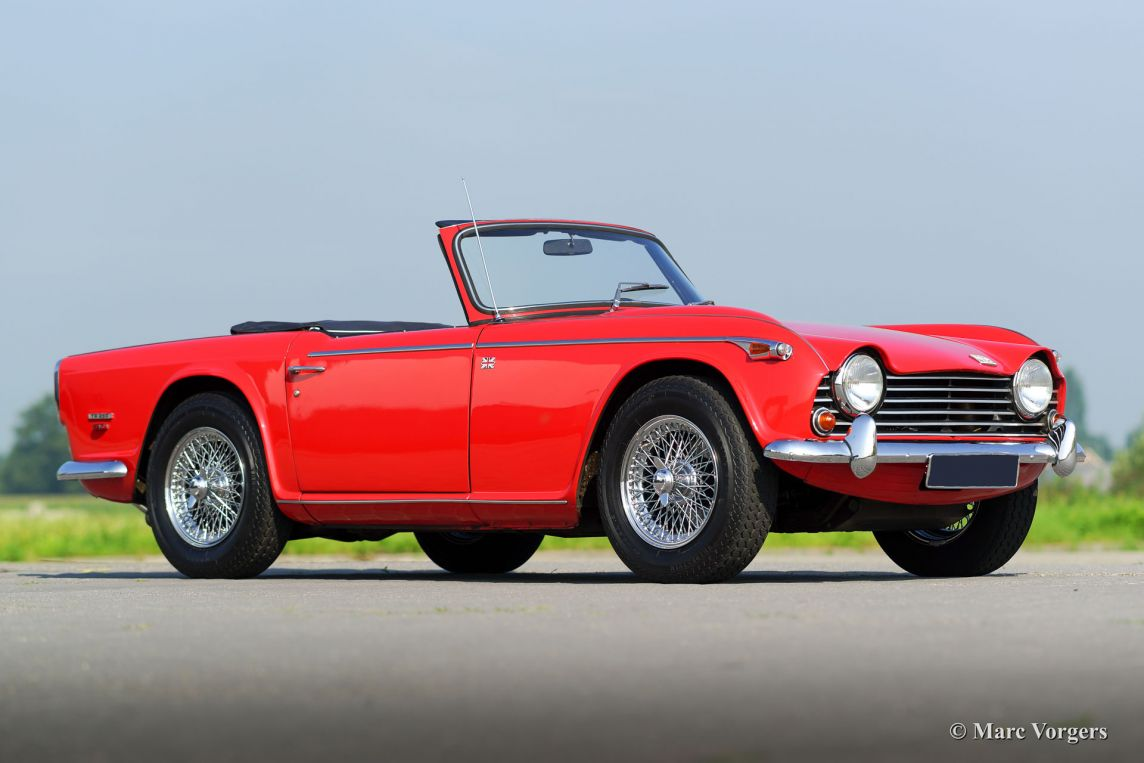 Triumph tr photo - 7