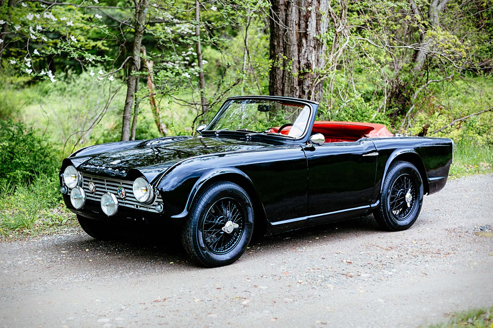Triumph tr4 photo - 6