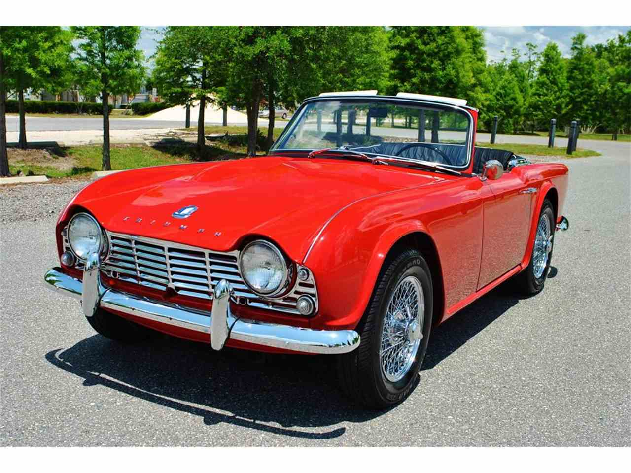 Triumph tr4 photo - 8