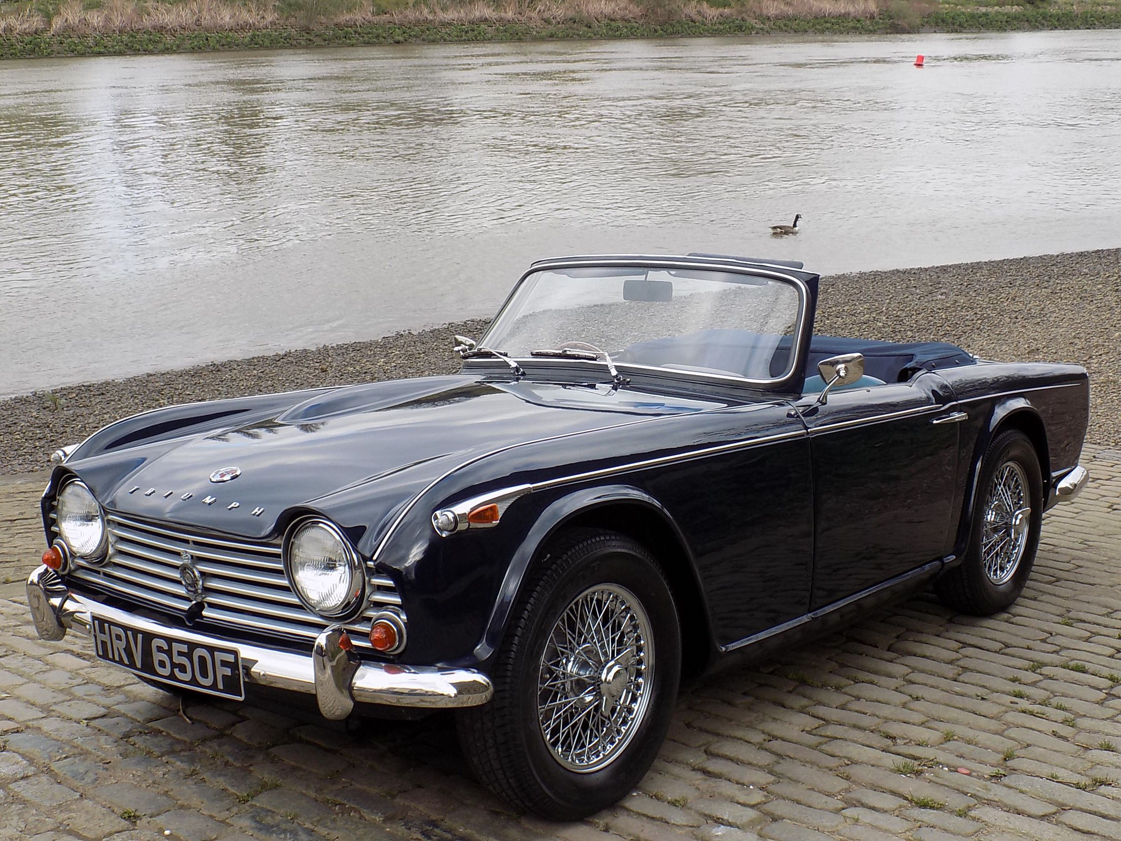 Triumph tr4a photo - 4