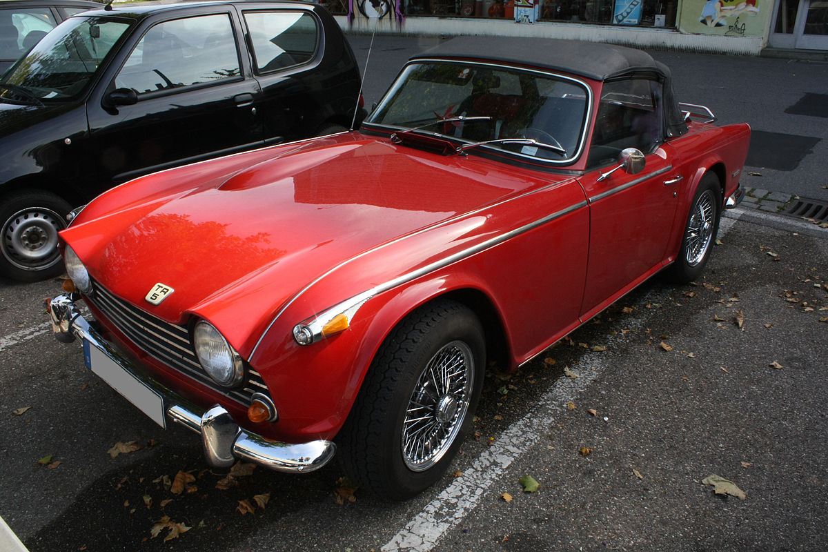 Triumph tr5 photo - 1