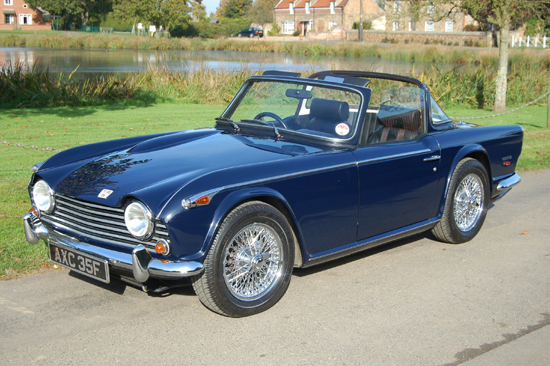 Triumph tr5 photo - 2