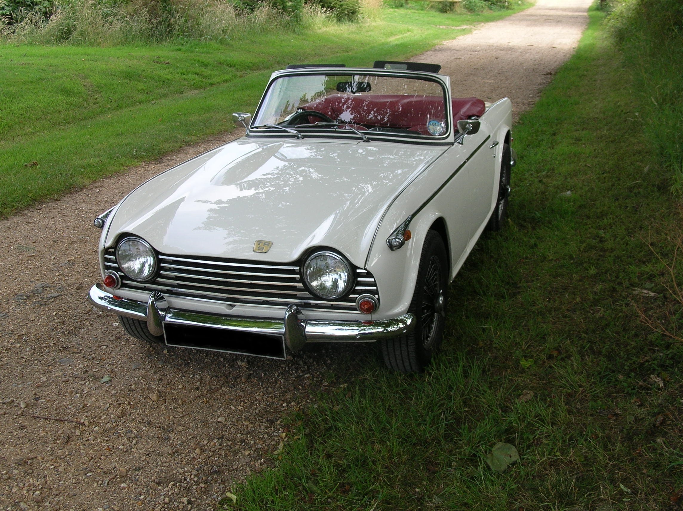 Triumph tr5 photo - 3