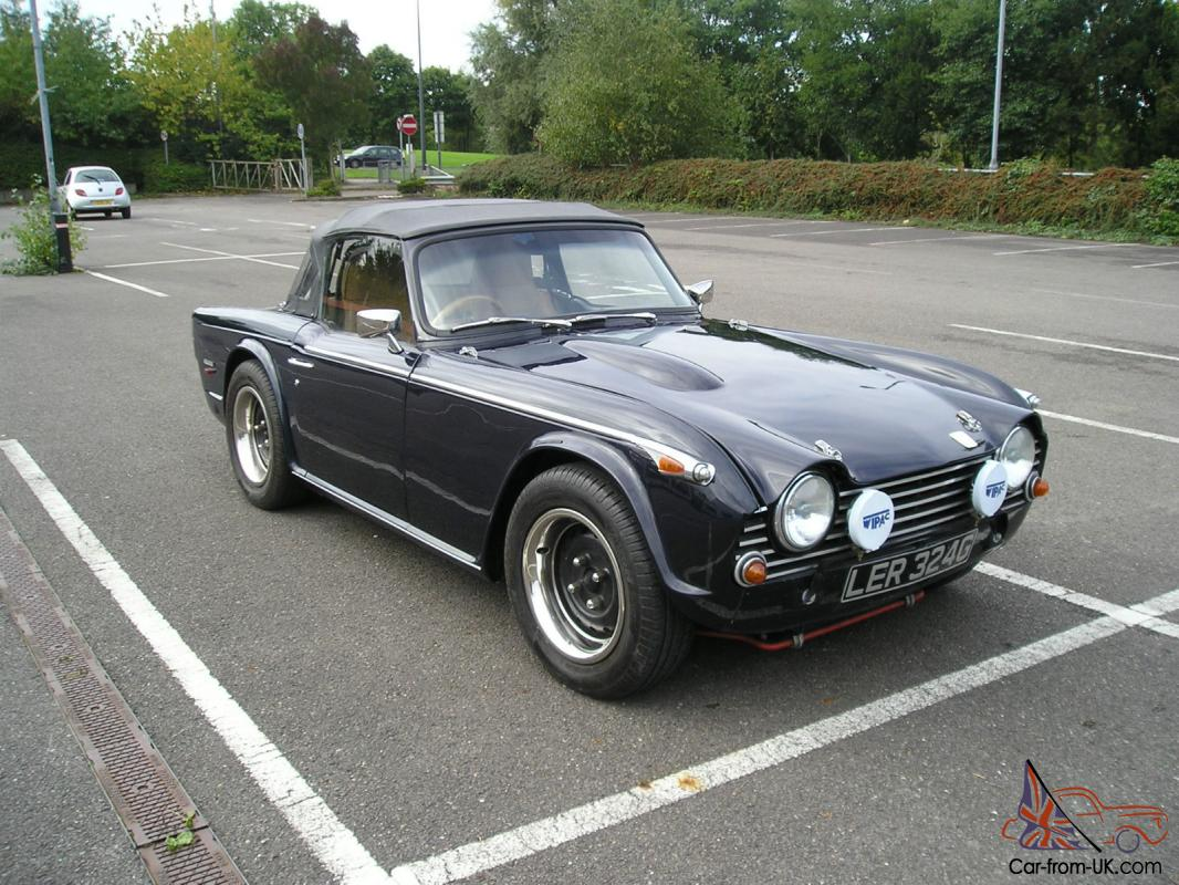 Triumph tr5 photo - 9