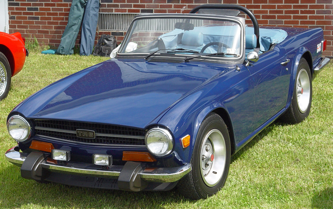 Triumph Tr6 Photo And Video Review Comments 1968 Tr250 Wiring Diagram 9