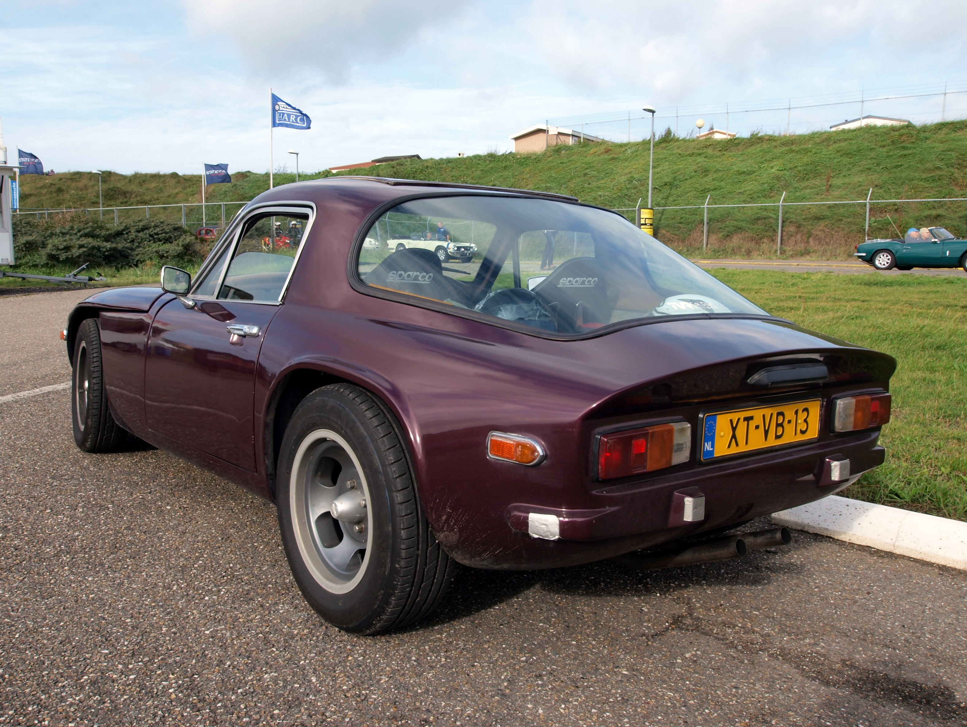 Tvr 3000m photo - 3