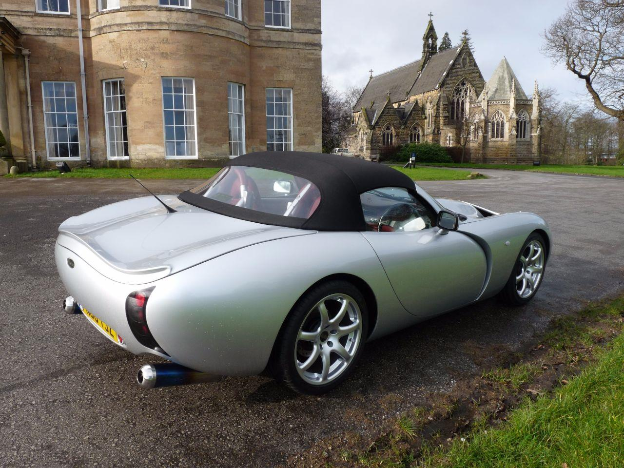 Tvr convertible photo - 3
