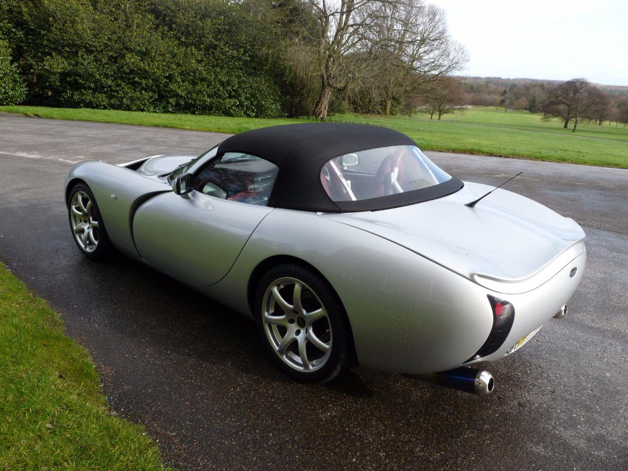 Tvr convertible photo - 6