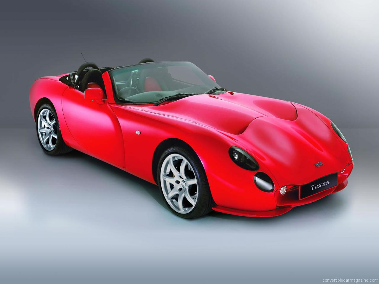 Tvr convertible photo - 7