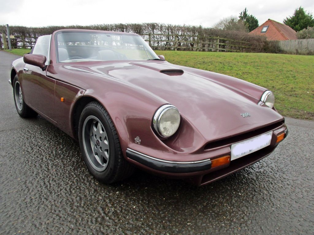 Tvr convertible photo - 9