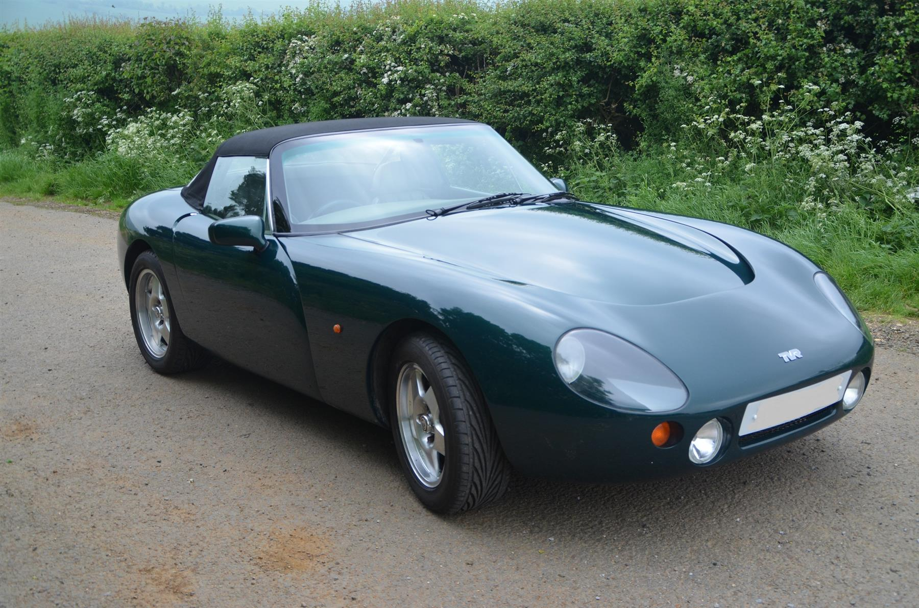 Tvr griffith photo - 10