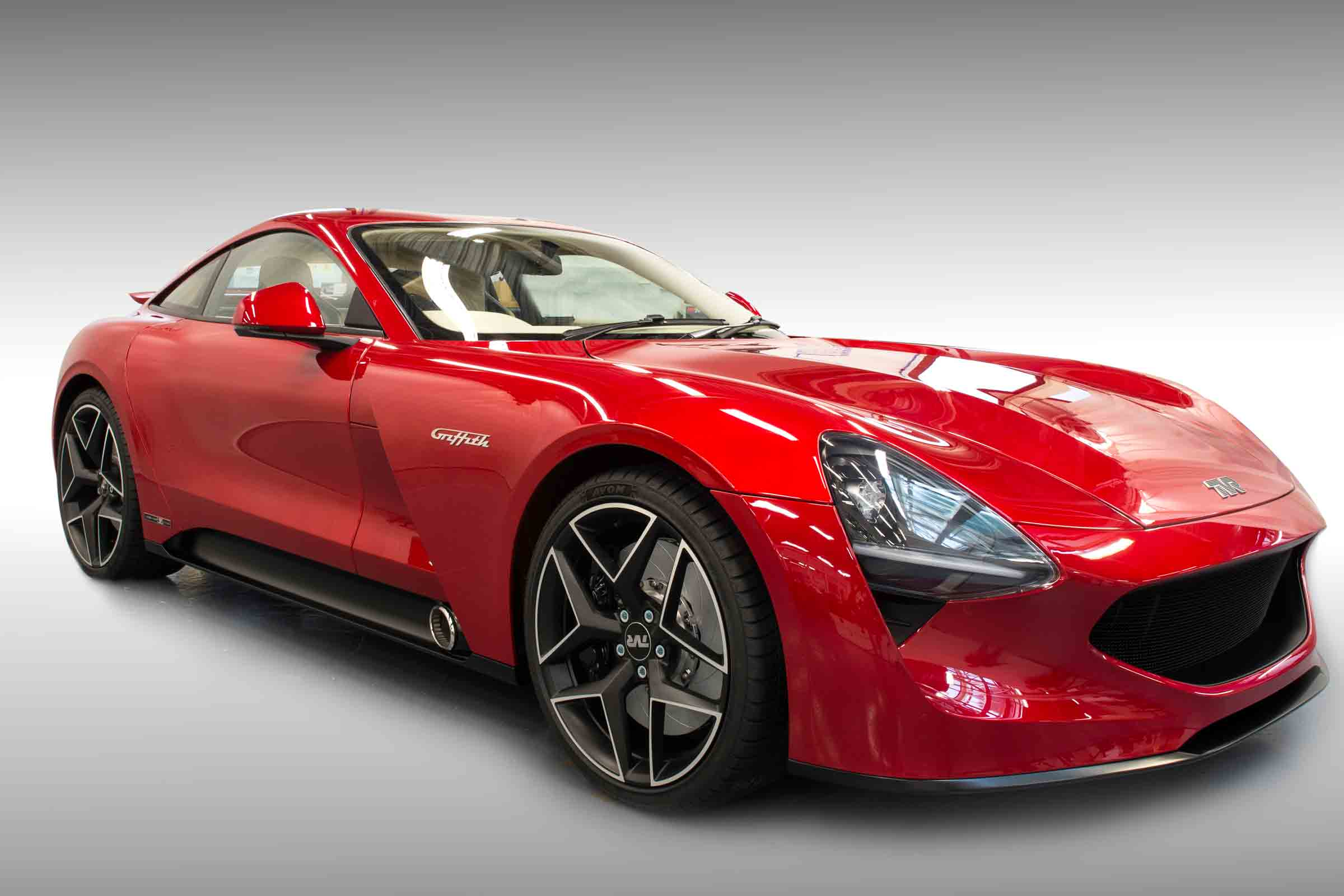 Tvr griffith photo - 2