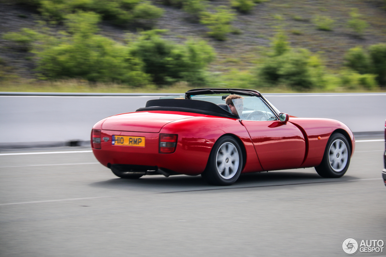 Tvr griffith photo - 7