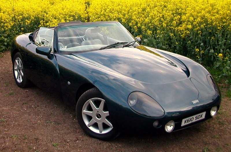 Tvr griffith photo - 8