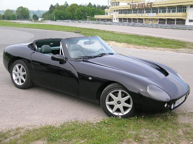 Tvr griffith photo - 9