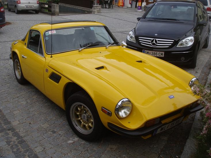 Tvr m photo - 10