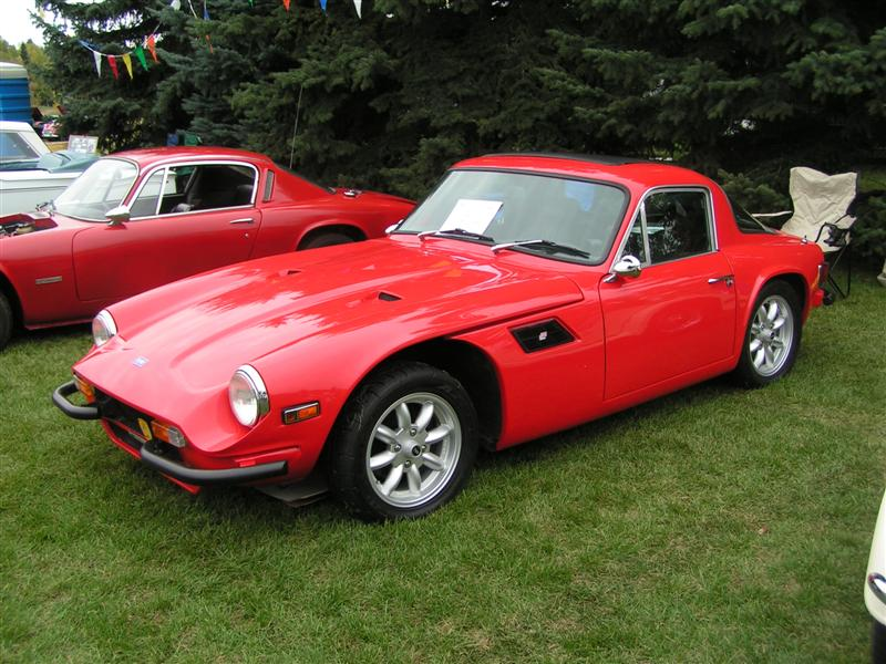Tvr m photo - 2