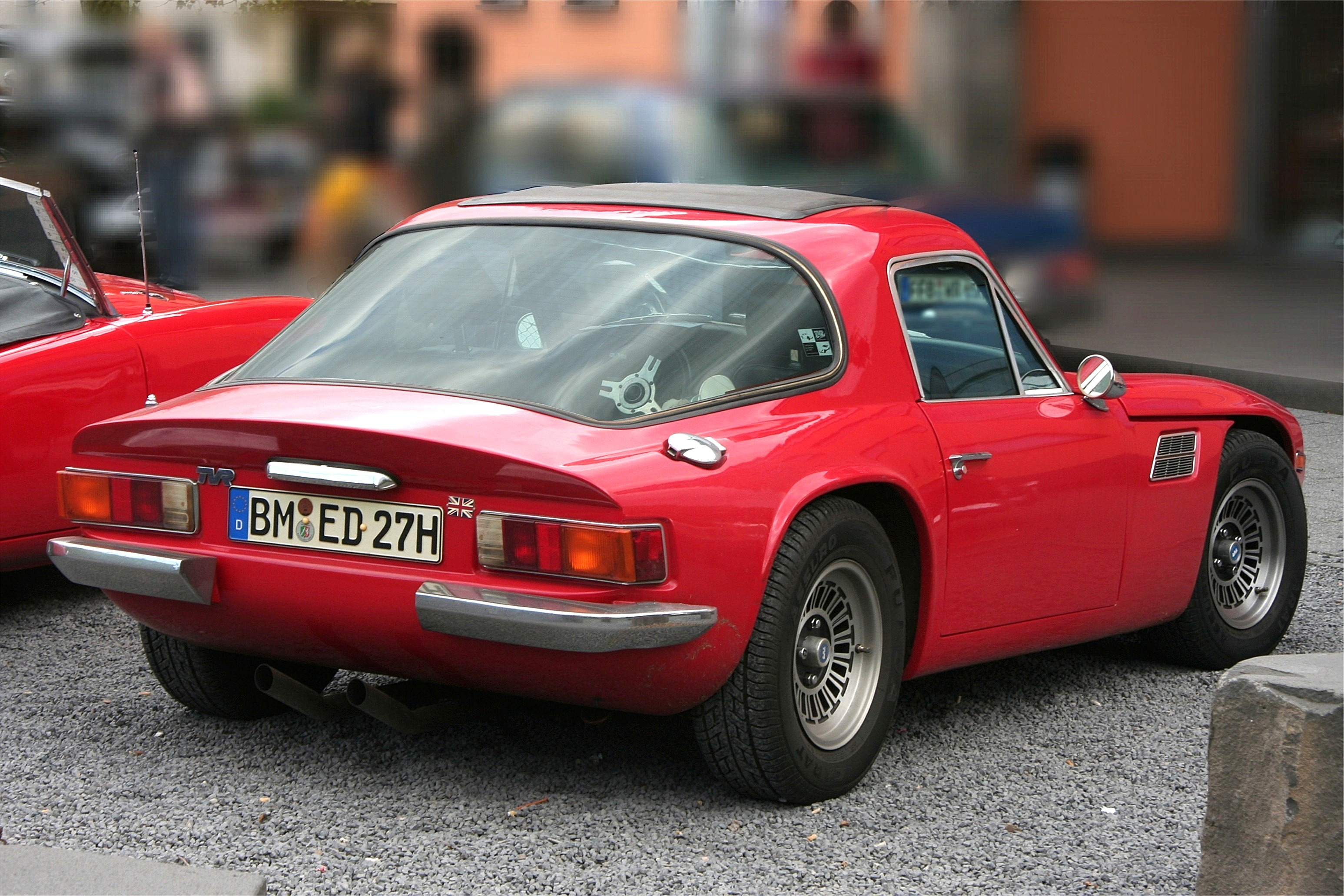 Tvr m photo - 8