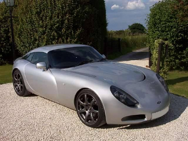 Tvr t350 photo - 10