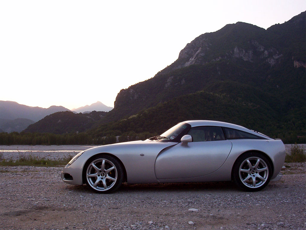 Tvr t350 photo - 4