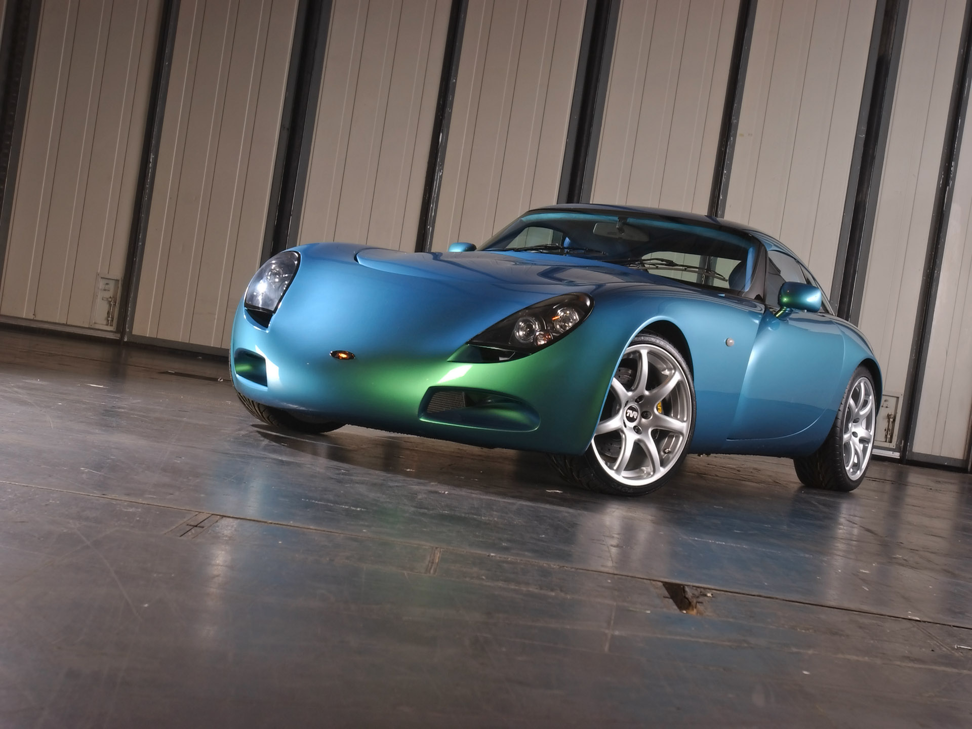 Tvr t350 photo - 5