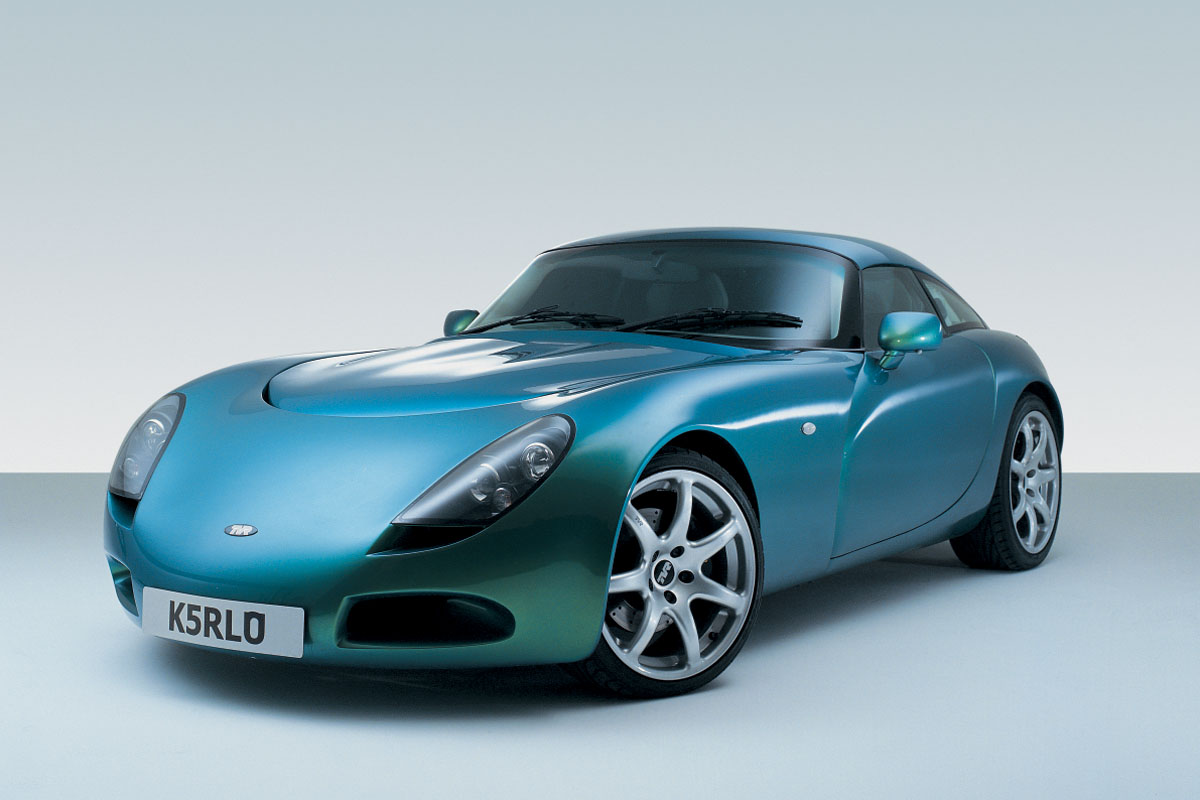 Tvr t350 photo - 6
