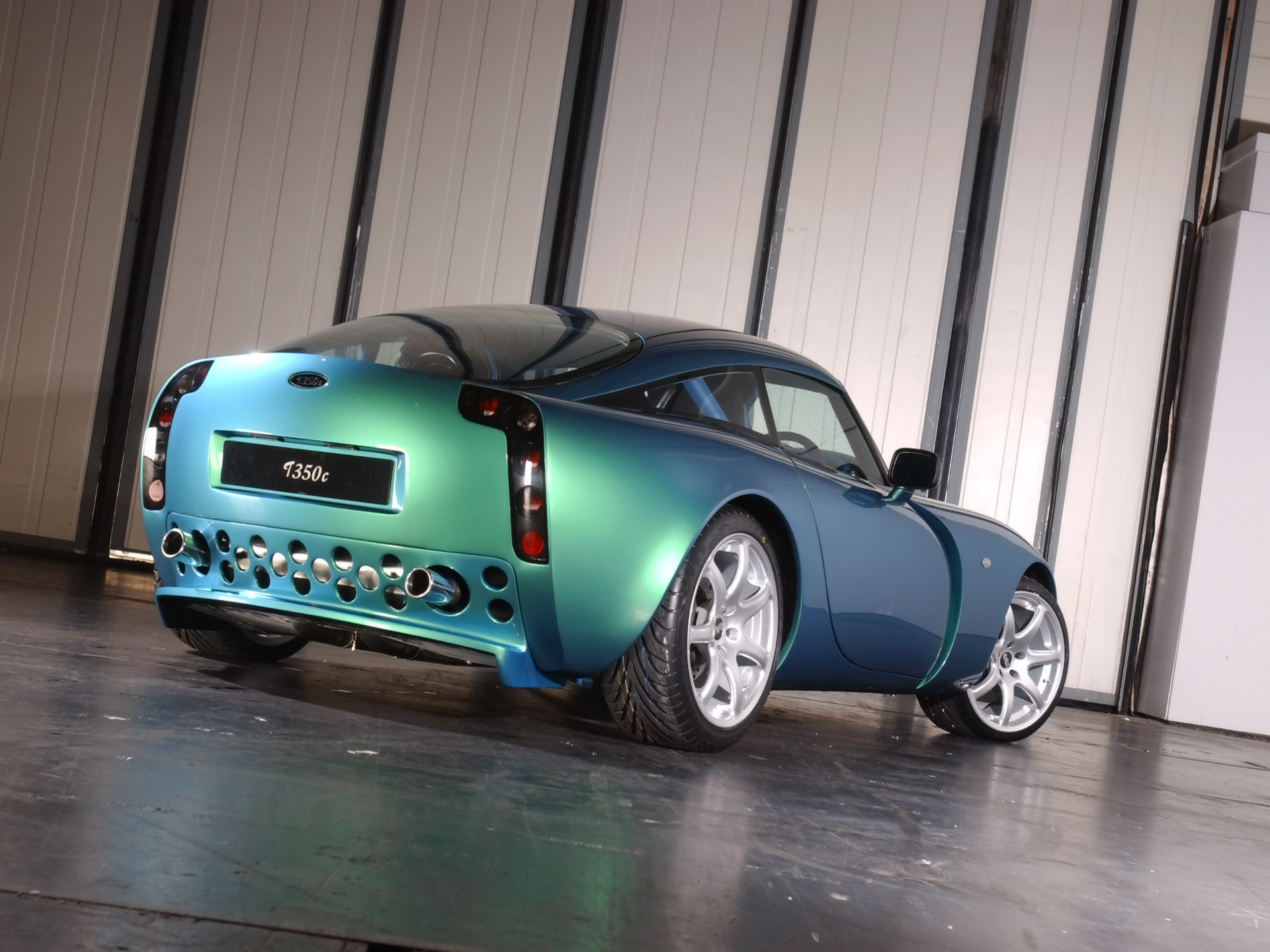 Tvr t350 photo - 7