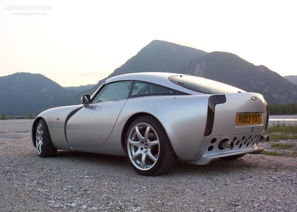 Tvr t350 photo - 8