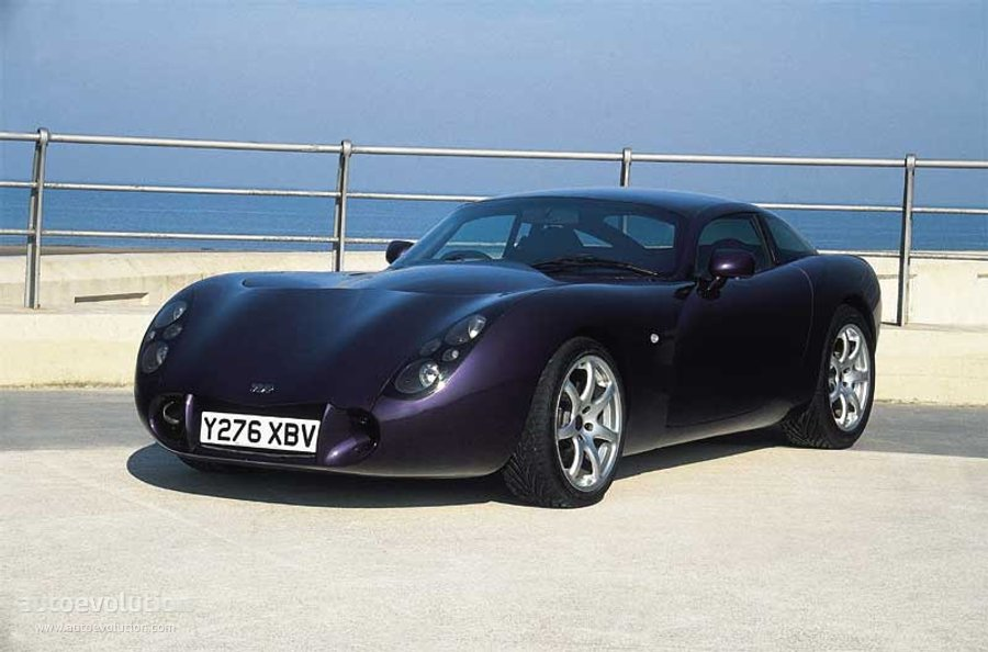 Tvr t440 photo - 7