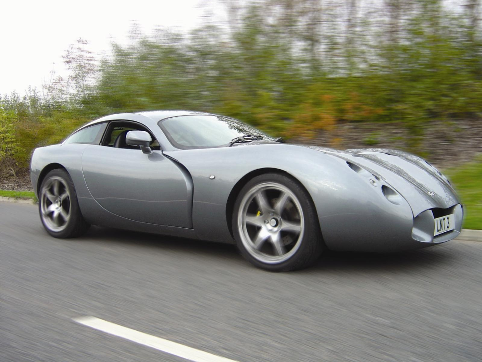 Tvr t440r photo - 1