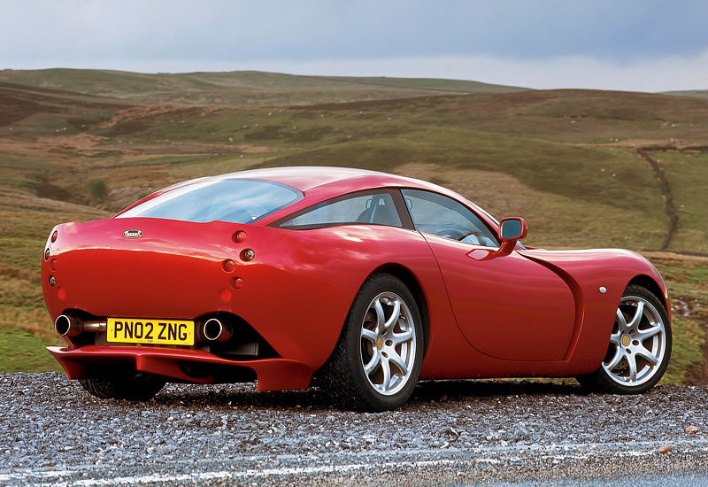 Tvr t440r photo - 2