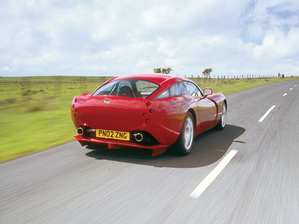 Tvr t440r photo - 3