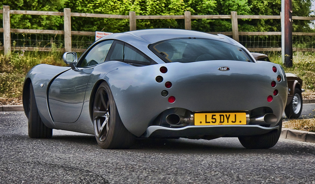 Tvr t440r photo - 6