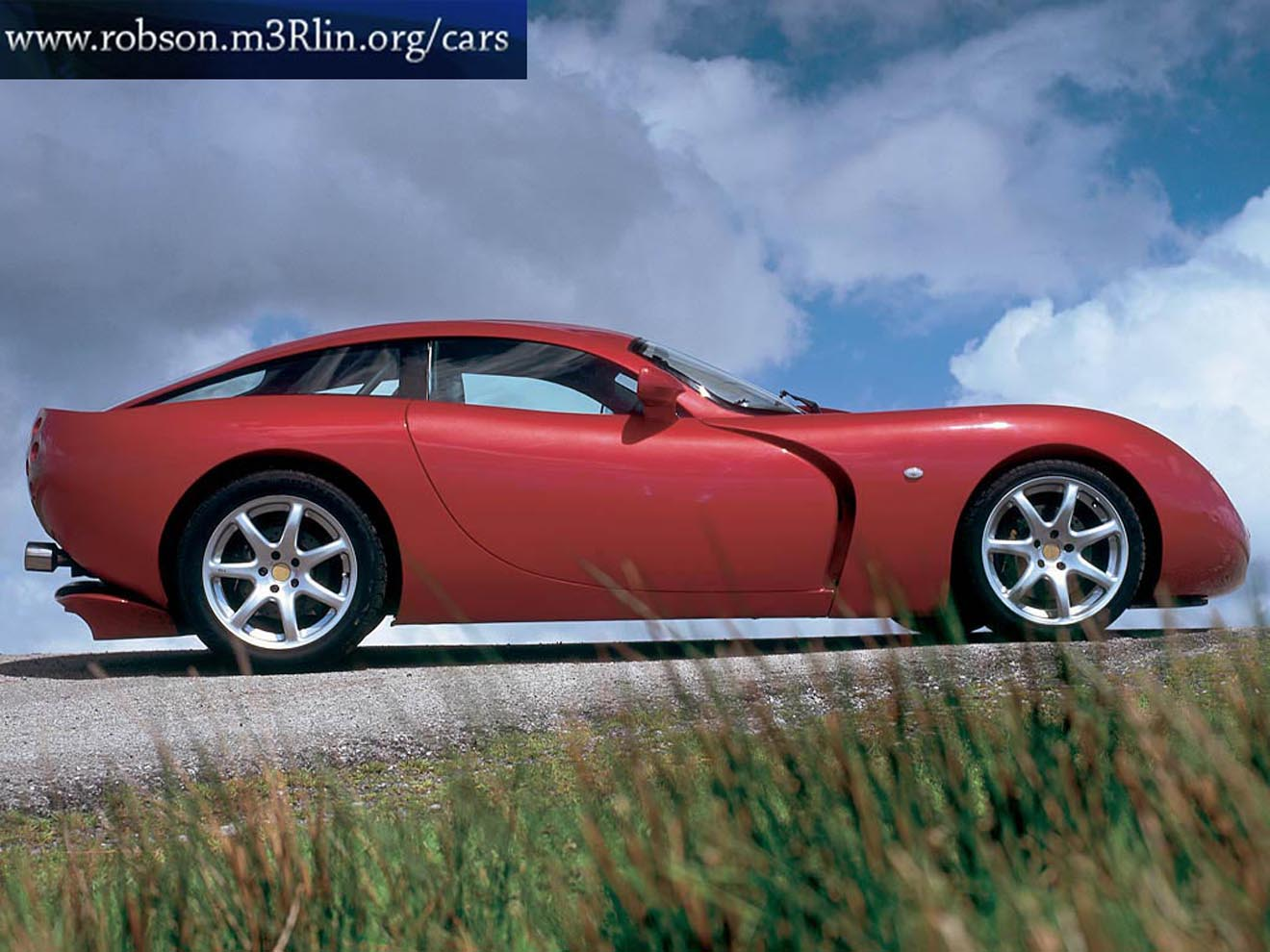 Tvr t440r photo - 8