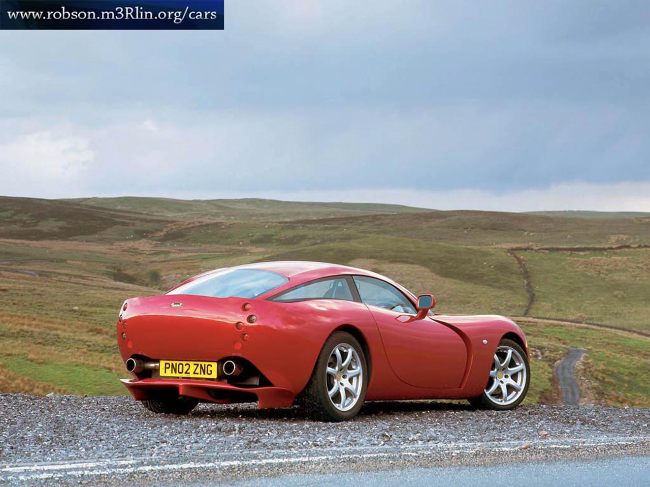 Tvr t440r photo - 9