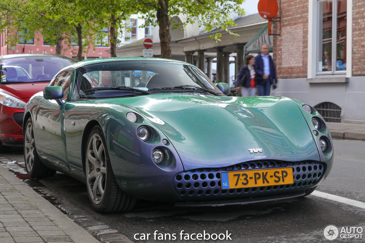 Tvr tuscan photo - 1
