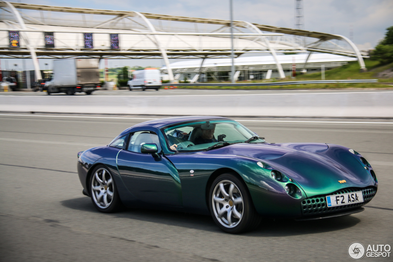 Tvr tuscan photo - 2