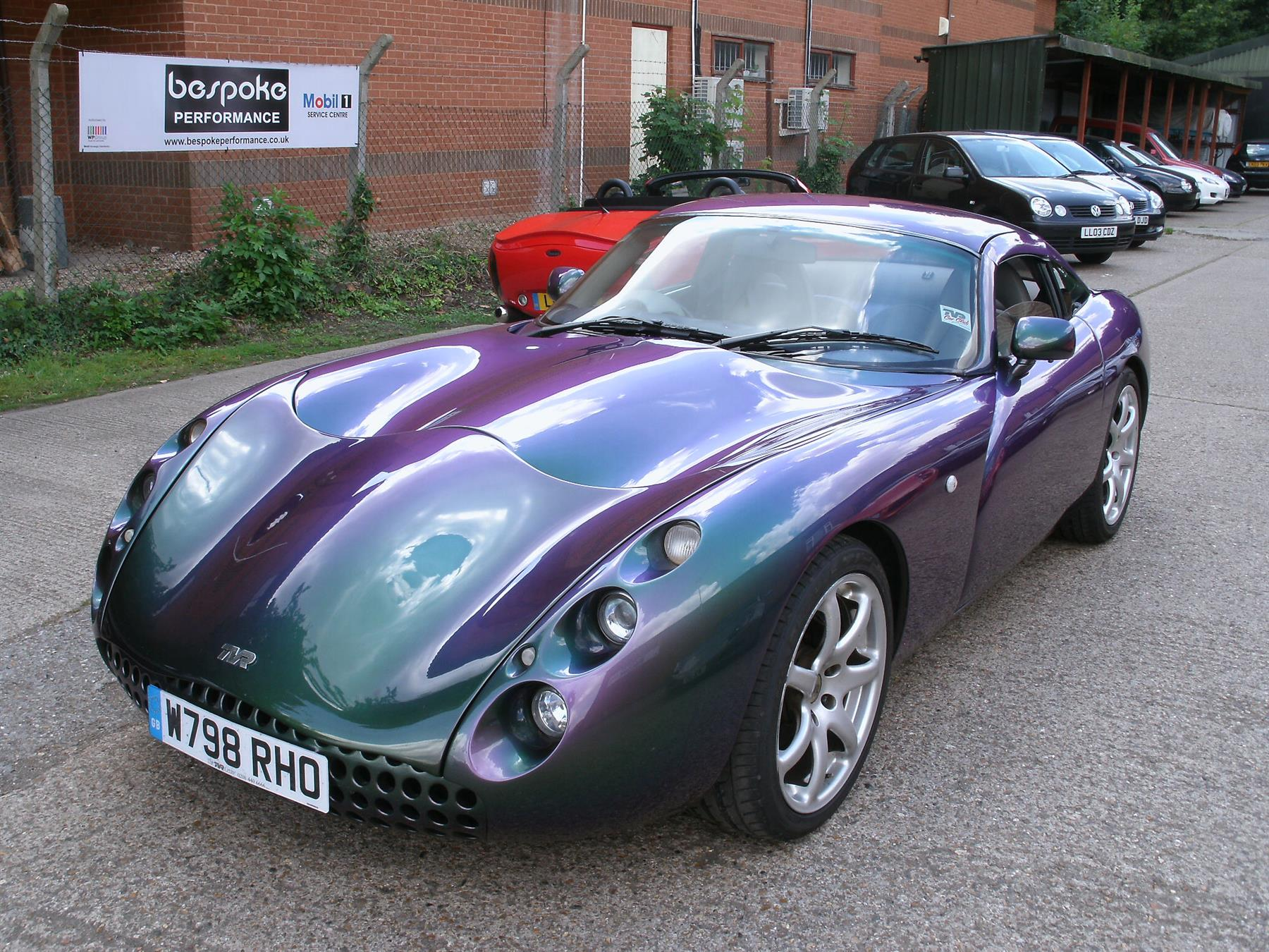 Tvr tuscan photo - 3