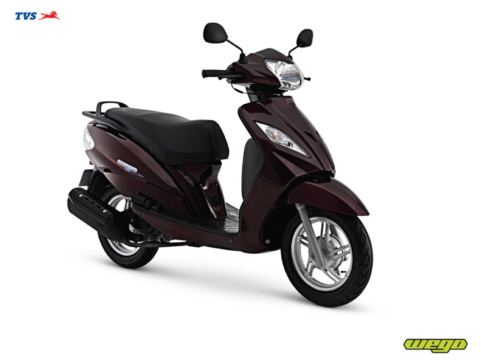 Tvs scooty photo - 10