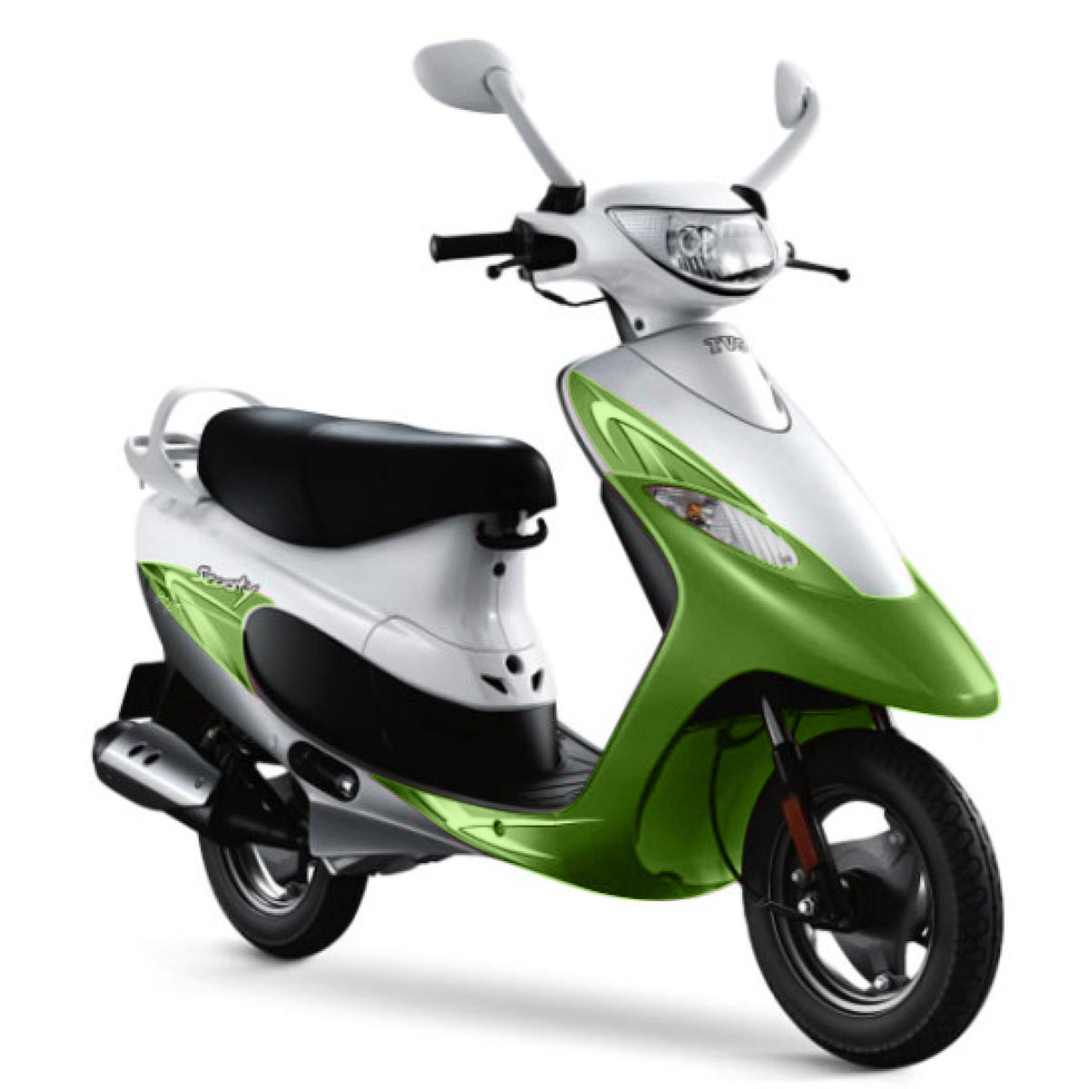 Tvs scooty photo - 8