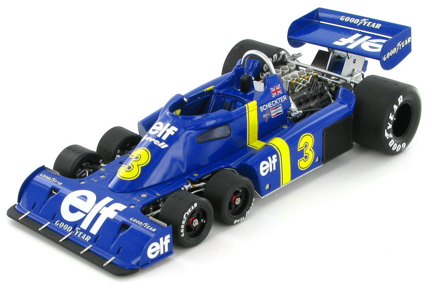 Tyrrell ford photo - 2