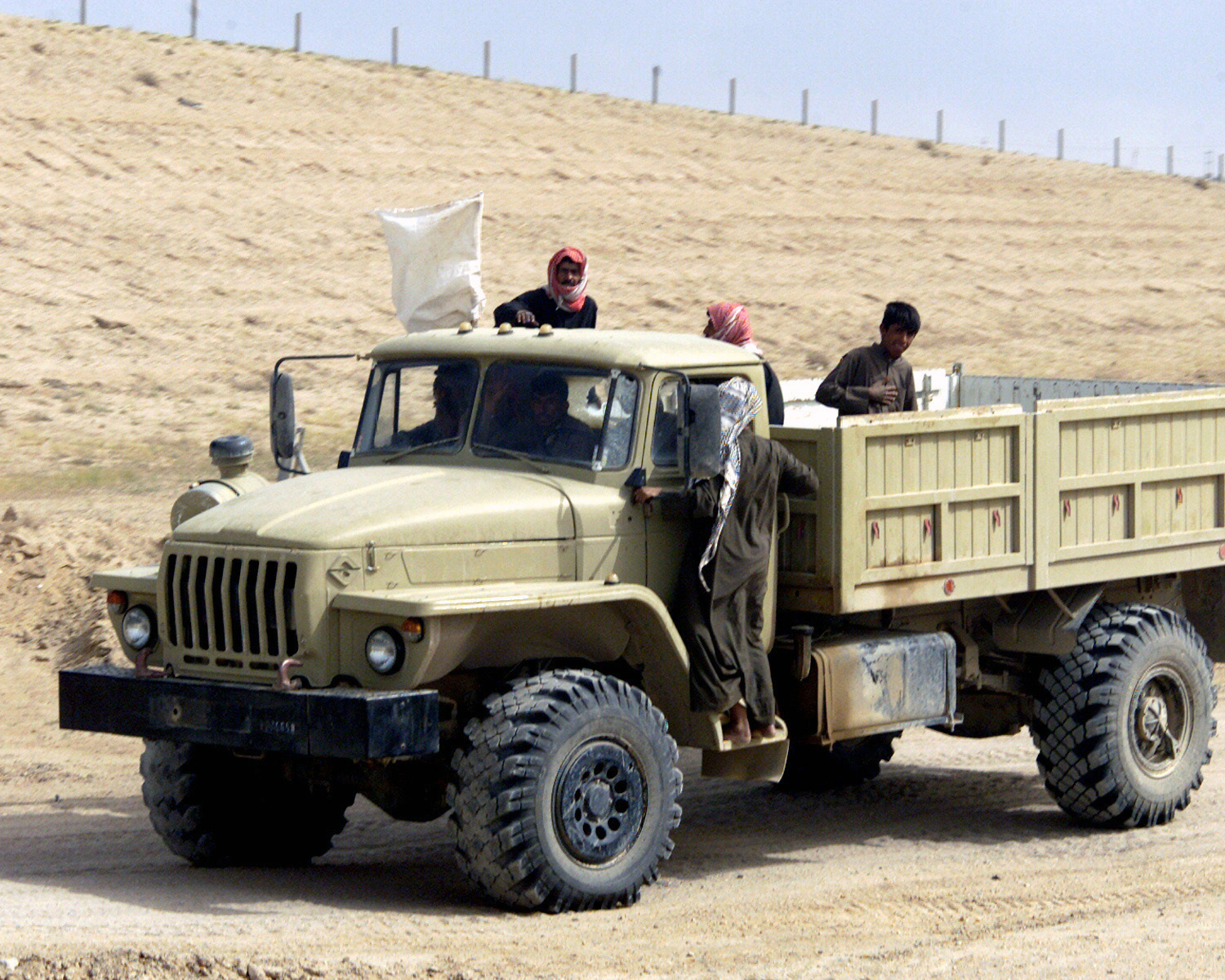 Ural-5323: technical specifications, reviews. Ural trucks 100