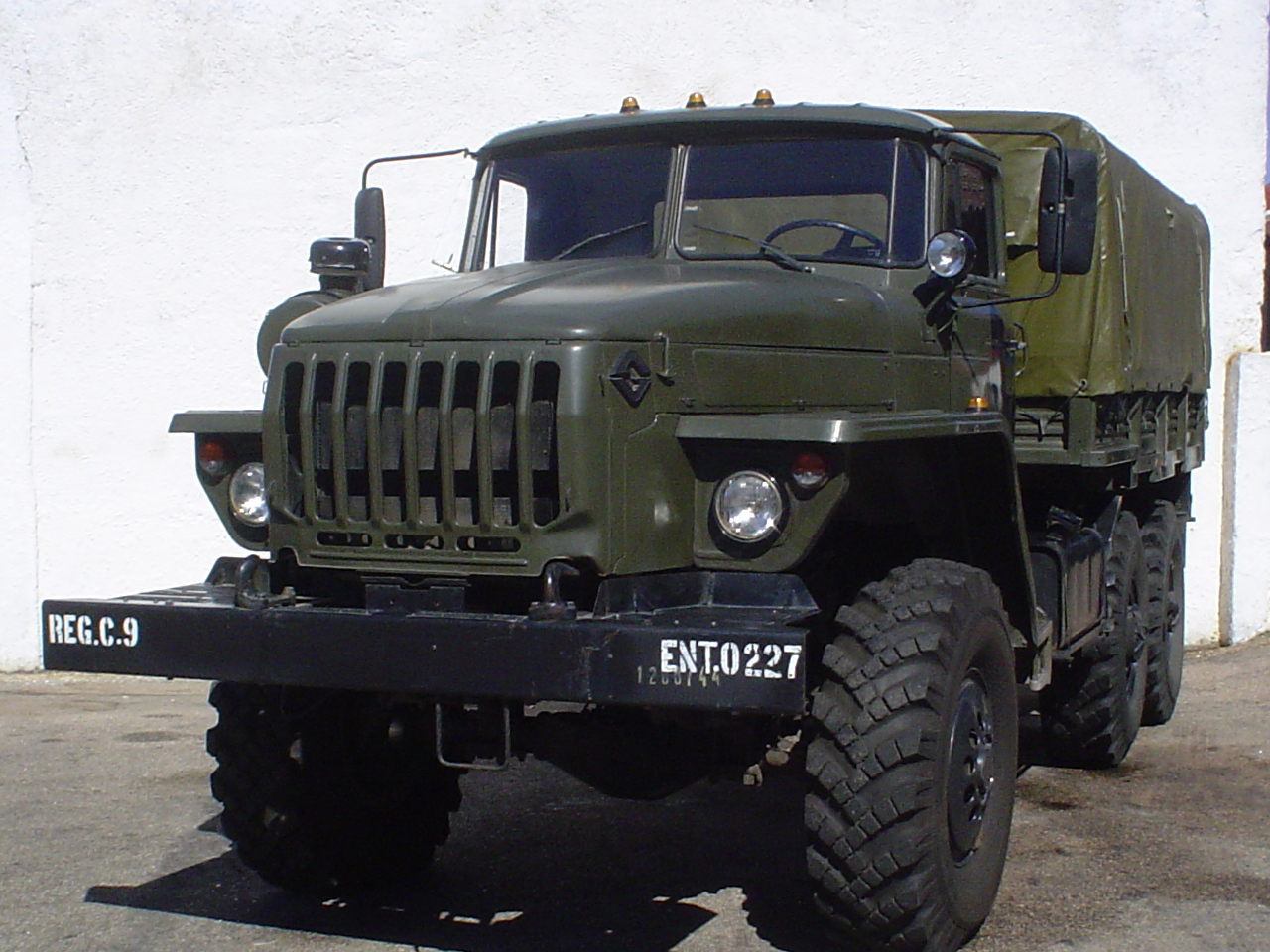 Ural-5323: technical specifications, reviews. Ural trucks 34