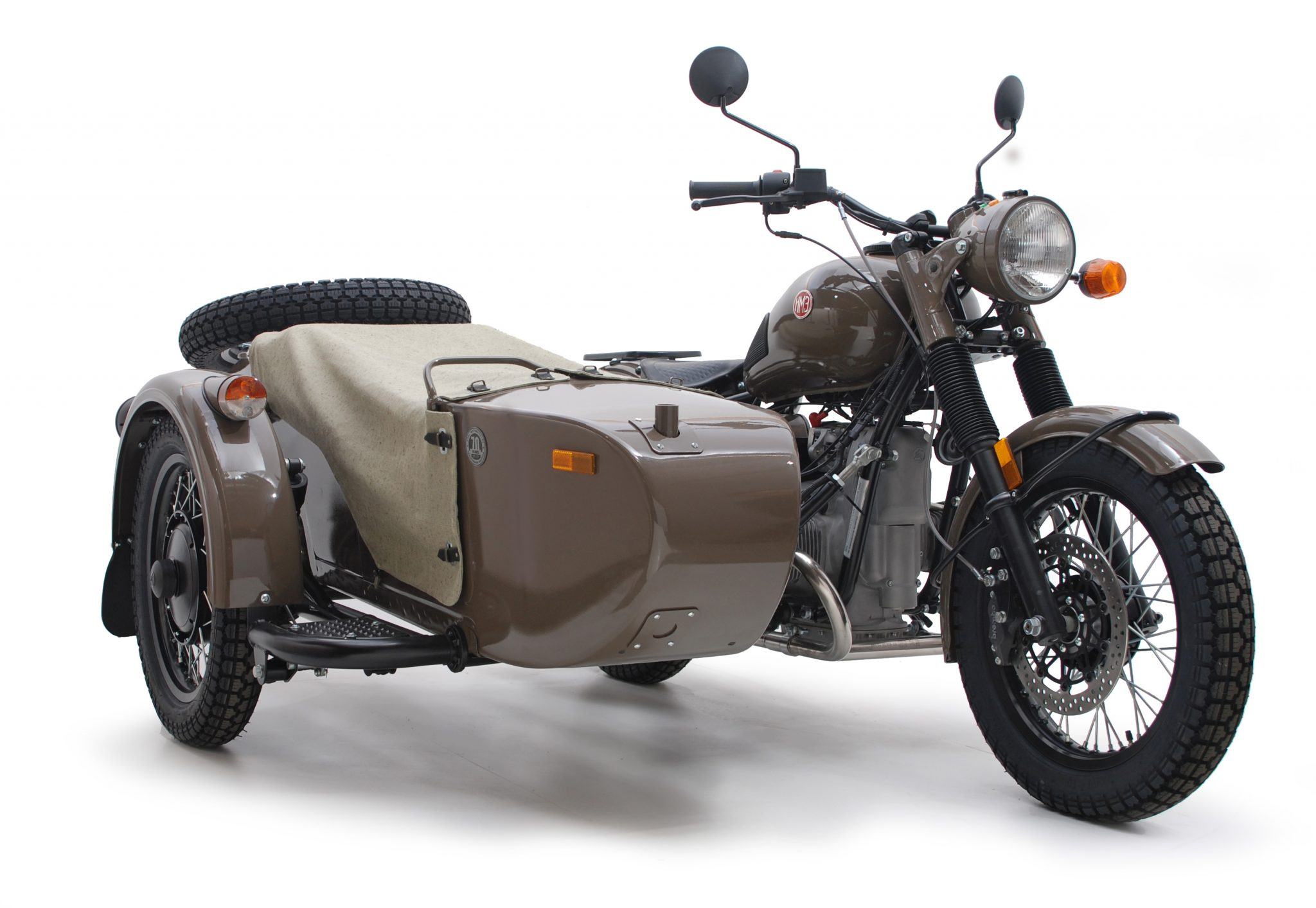 Ural sidecar) photo - 2