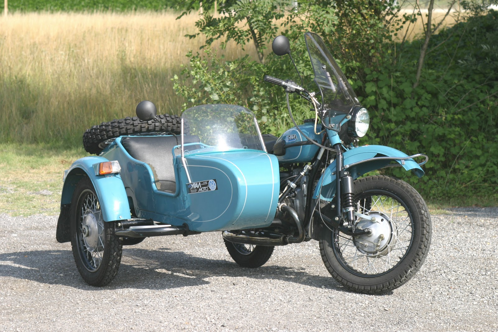 Ural sidecar) photo - 4