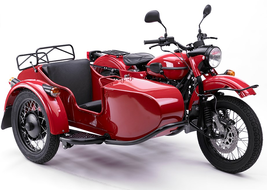 Ural sidecar) photo - 8