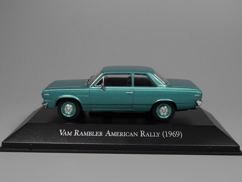 Vam rambler photo - 7