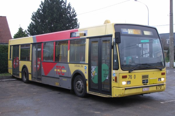 Van hool a500 photo - 5