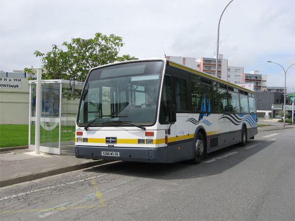 Van hool a500 photo - 6